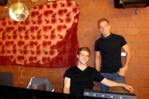 das DJ-Team