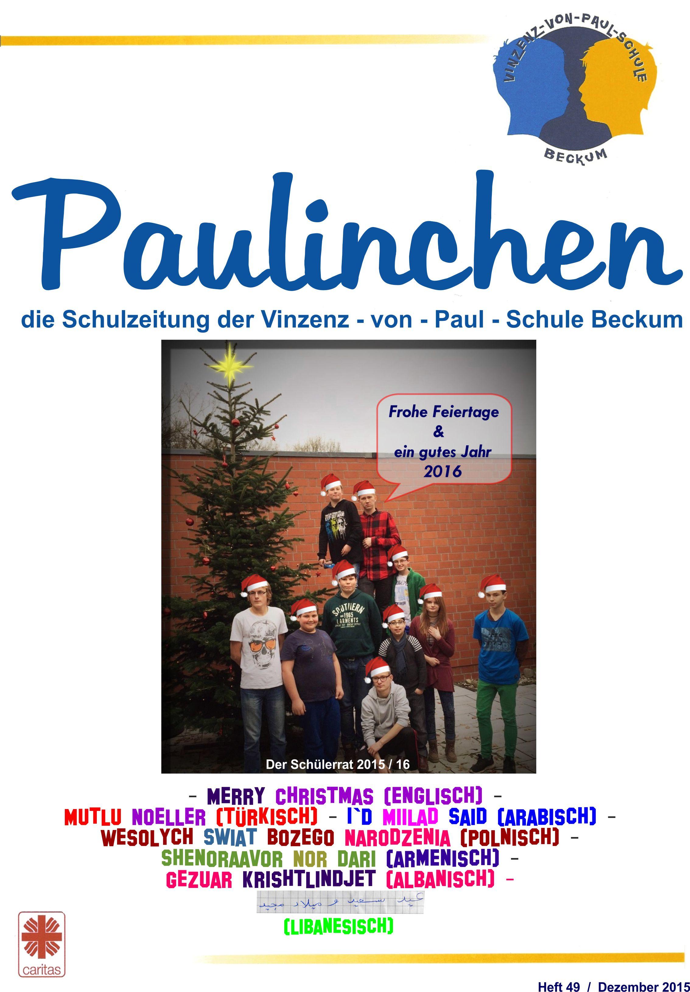 Paulinchen Heft 49