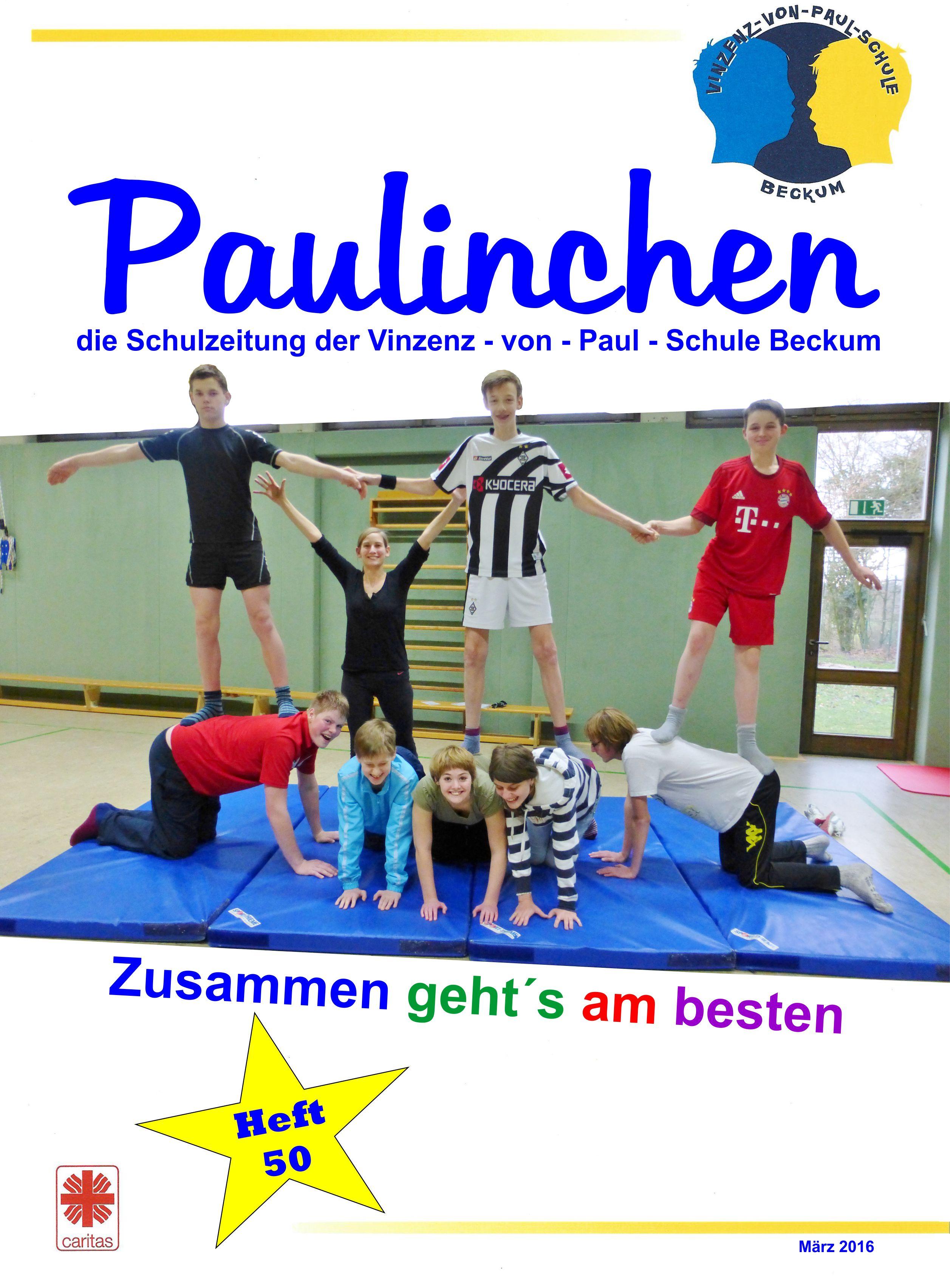Paulinchen Heft 50
