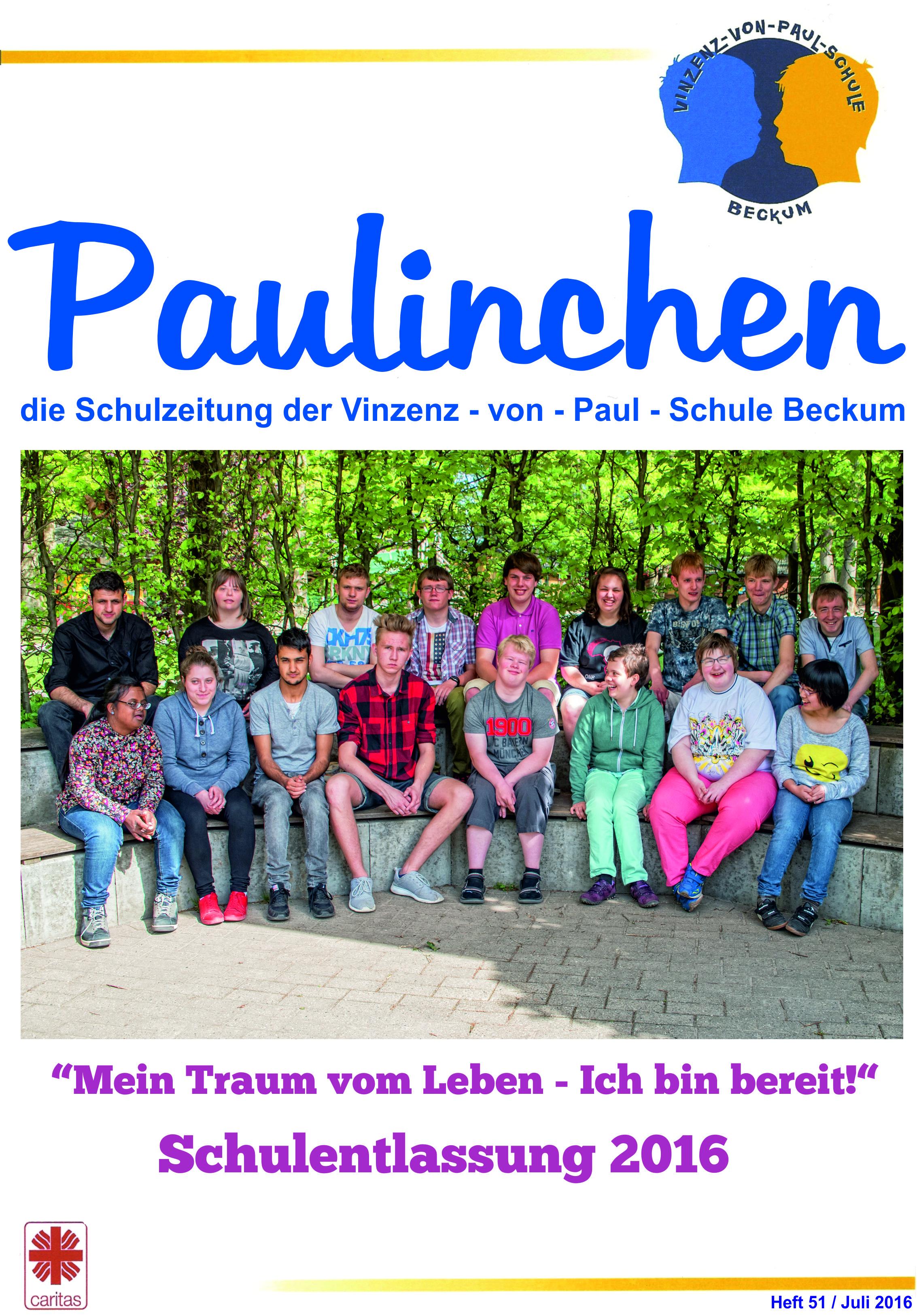 Paulinchen Heft 51