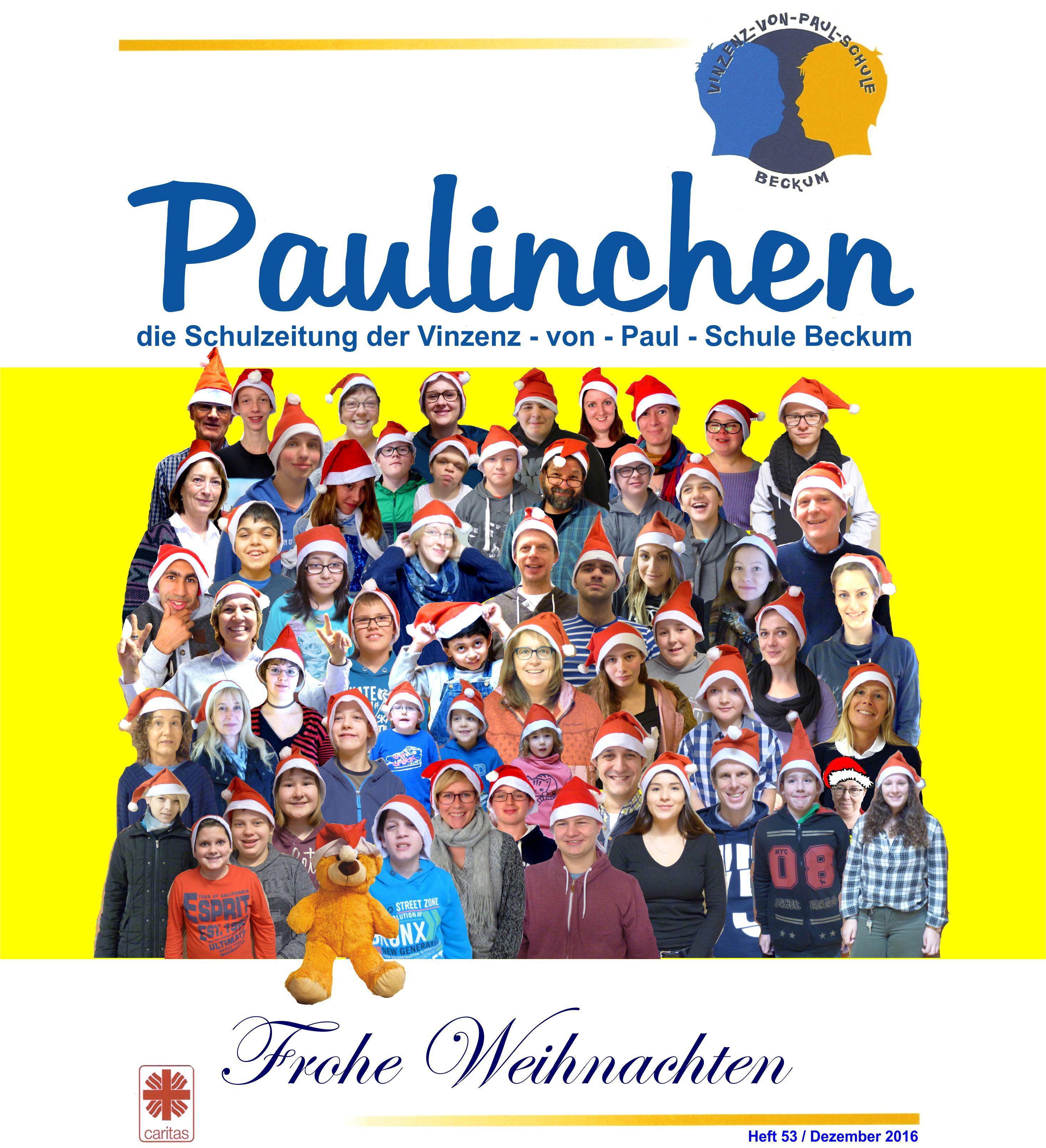 Paulinchen Heft 52