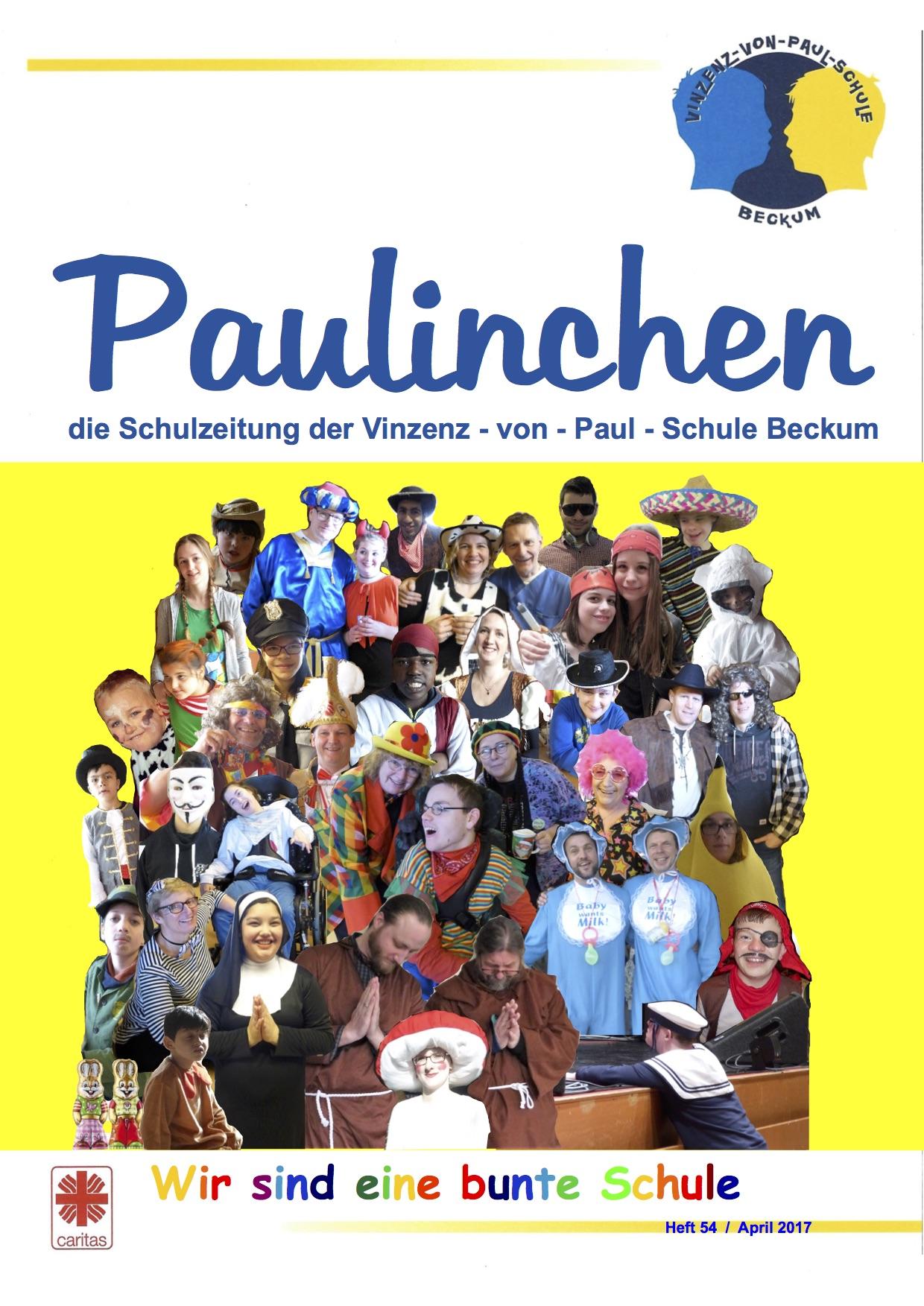 Paulinchen Heft 54