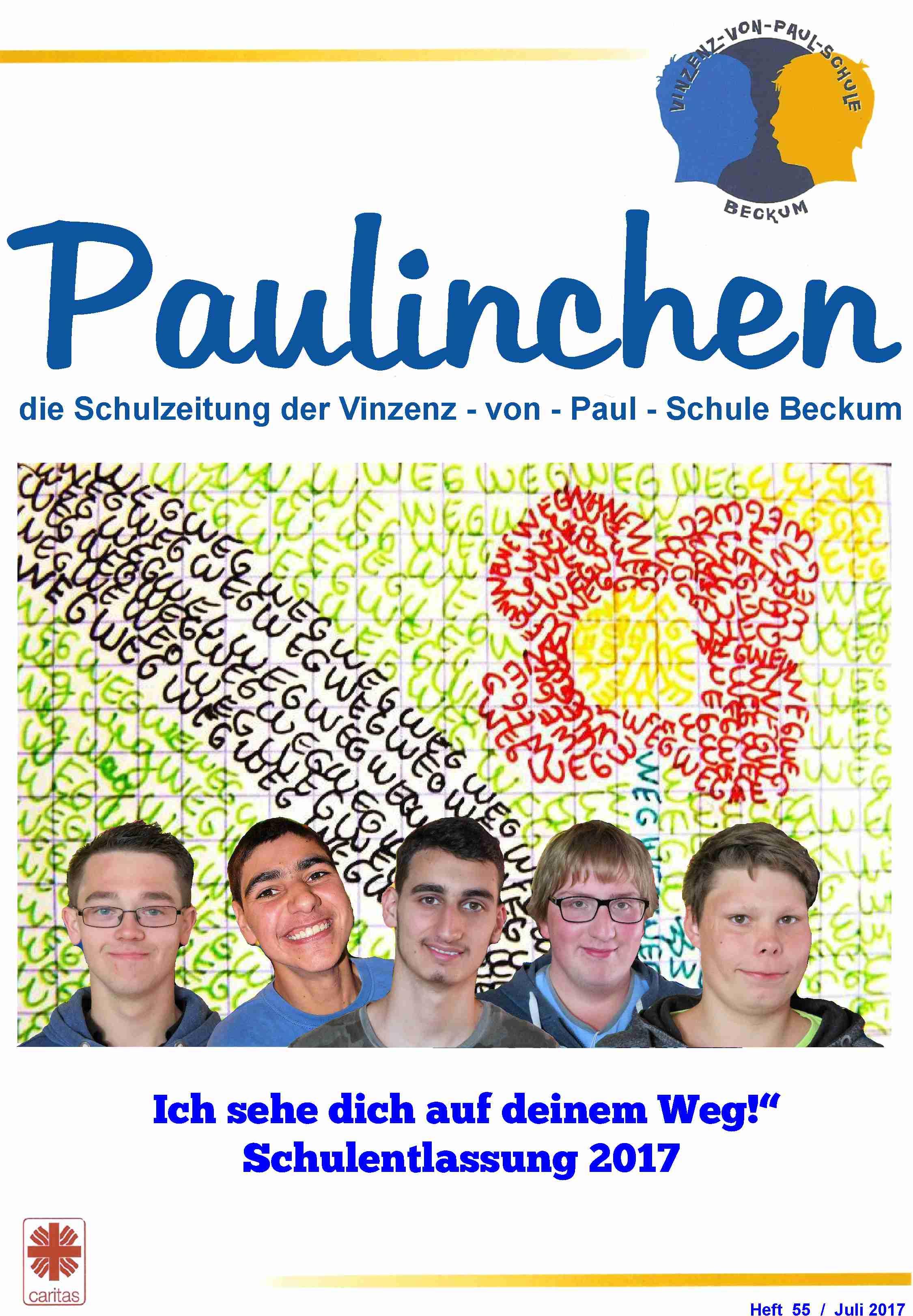 Paulinchen Heft 55