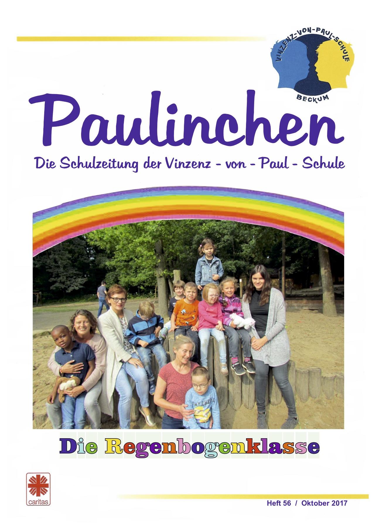 Paulinchen Heft 56