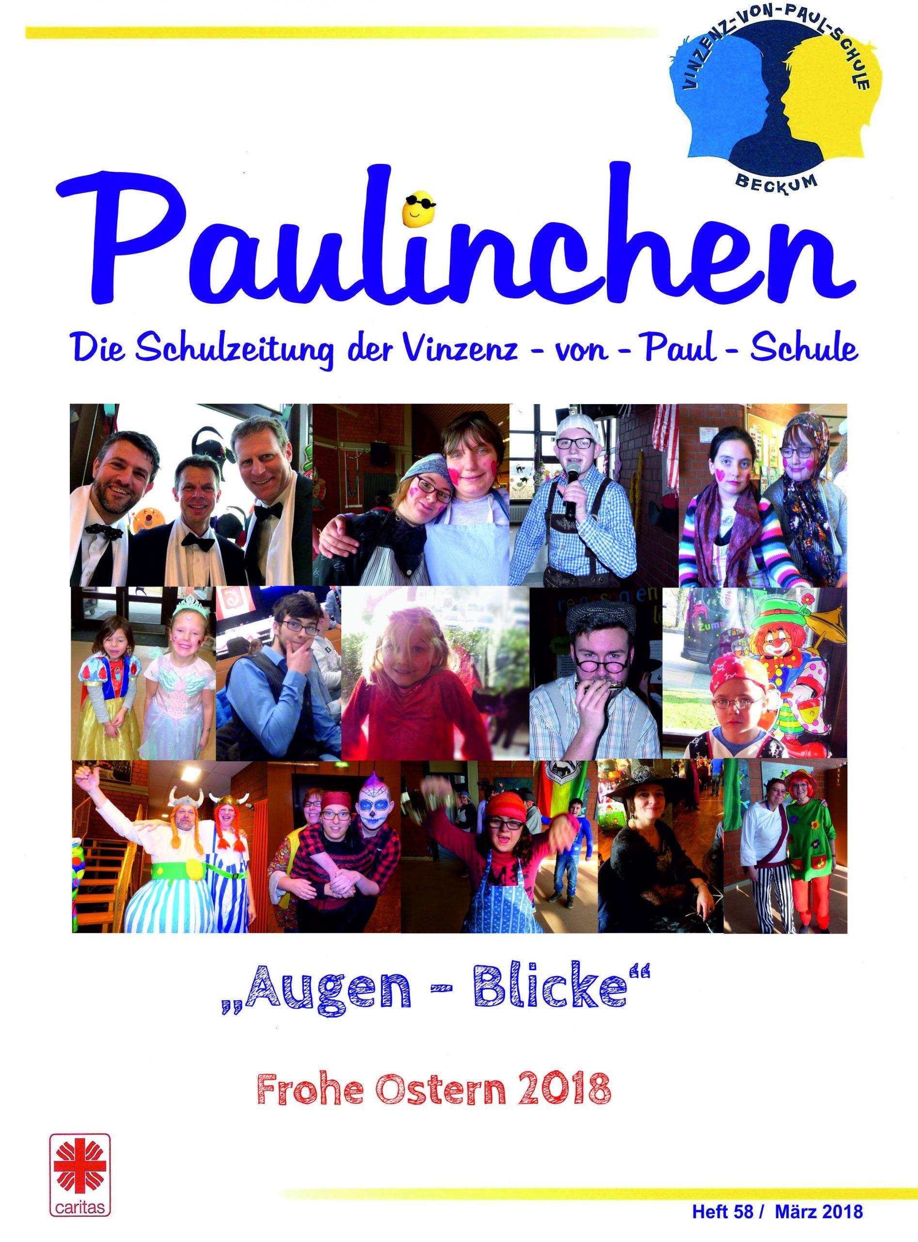 Paulinchen Heft 58