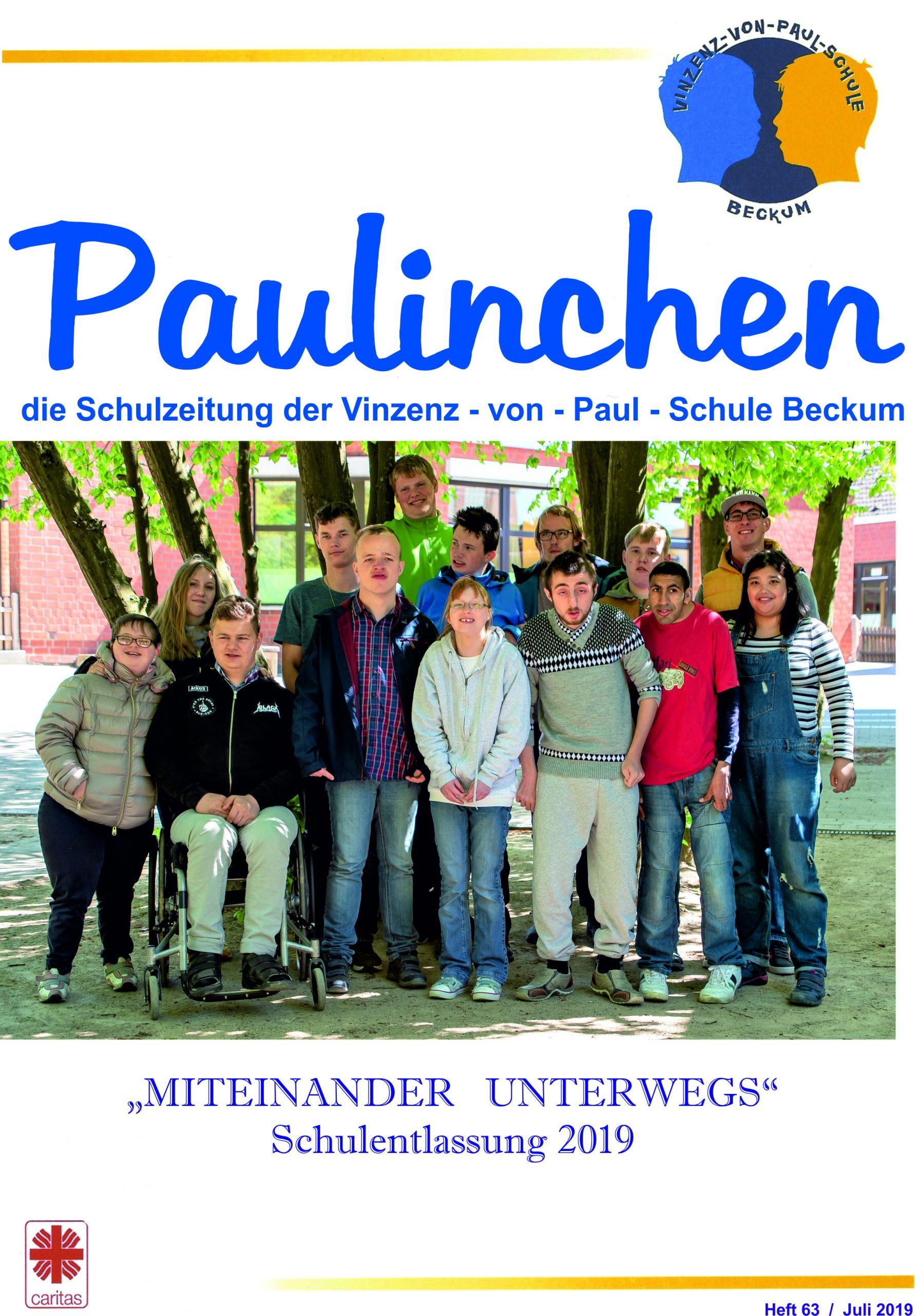Paulinchen Heft 63
